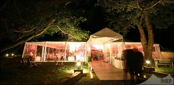 Entrance Tent With Floor