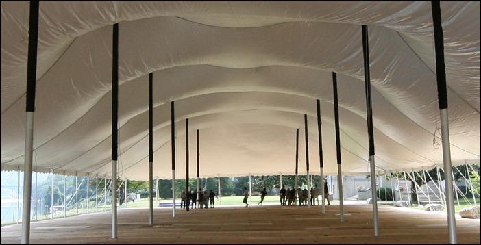 Jennifer Garner Ben Affleck Tent
