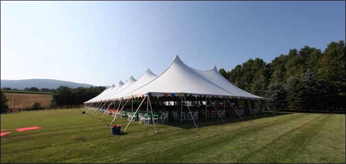 80x220 Centurty Tent