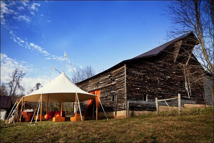 Panorama Farm Event Barn