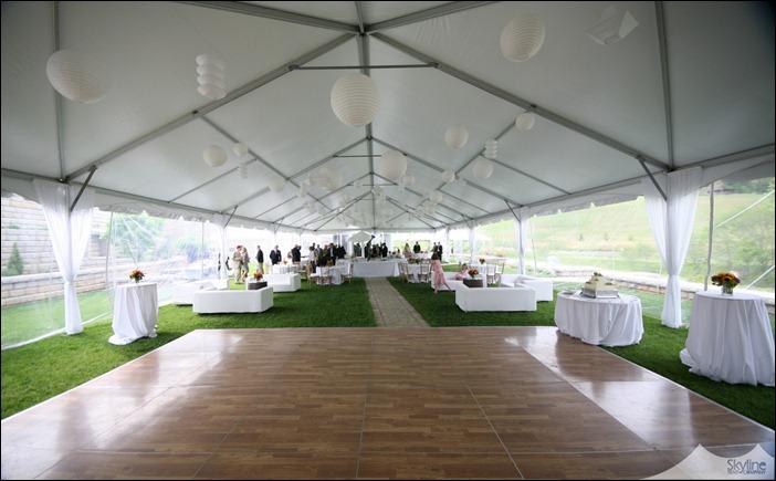 New England Plank Wedding