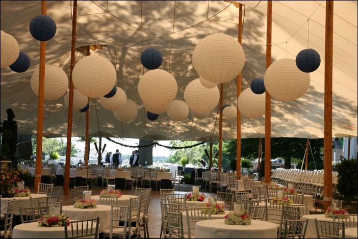 Tent at CCVA 2011