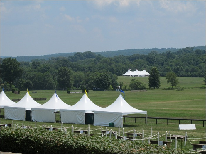 Skyline Tent Company Great Meadows July 4th