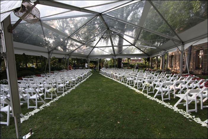 Skyline Tent Meridian House