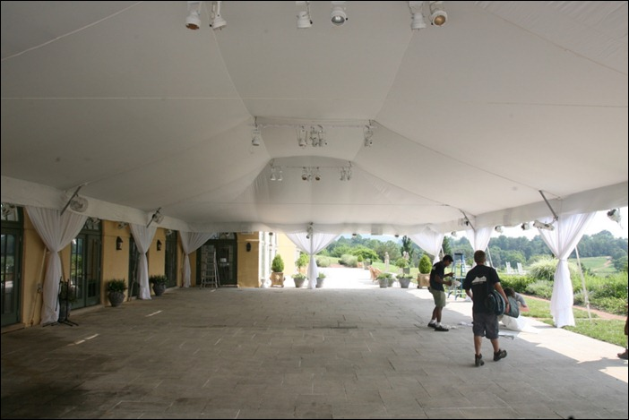 40x80 smooth liner skyline tent company