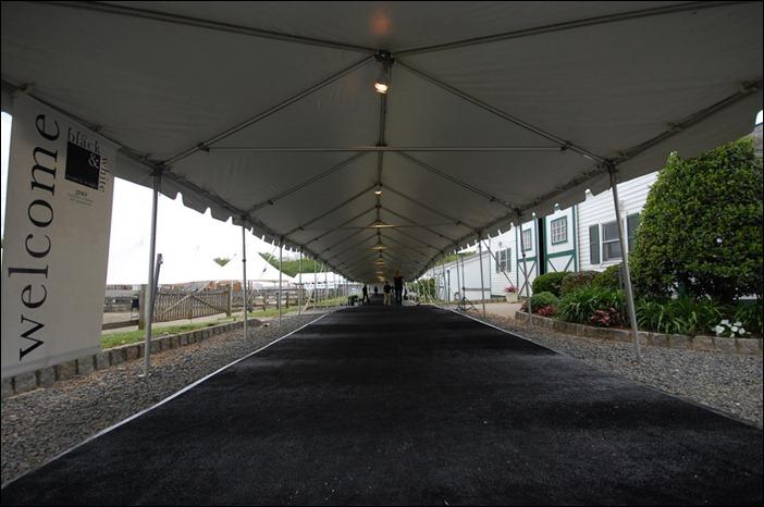 16x240 Skyline Tent