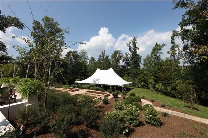 Skyline Tent Farmington Party