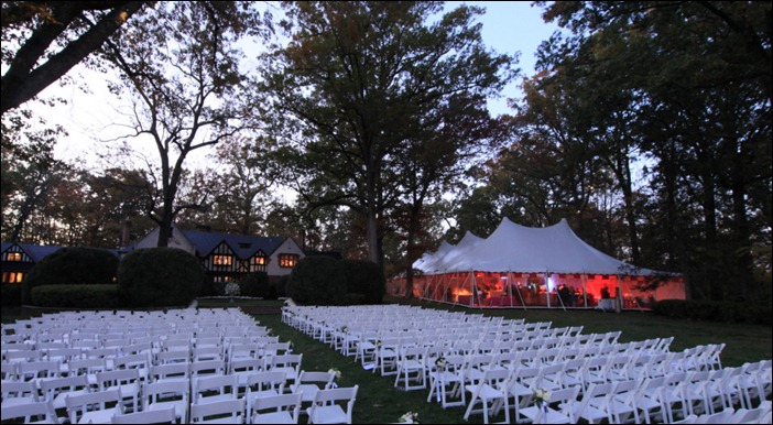 Skyline Tent Company Wedding Tent
