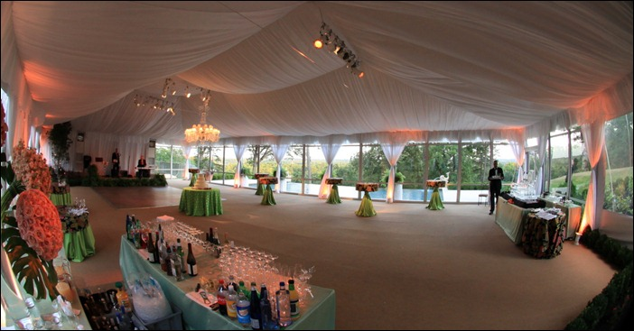 Clear Walls Liner Skyline Tent