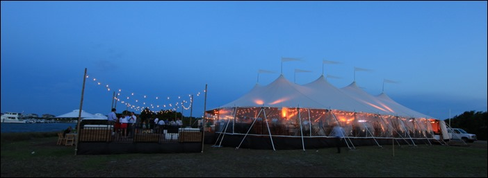 Figure Eight Island Wedding Sperry Tents Southeast