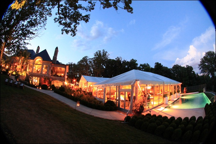 Skyline Tent Company Custom Structure Tenting