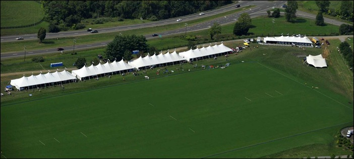 Skyline Tent Great Meadows