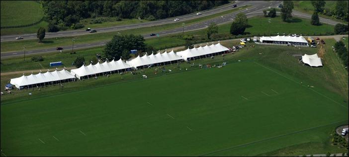Skyline Tent Great Meadows