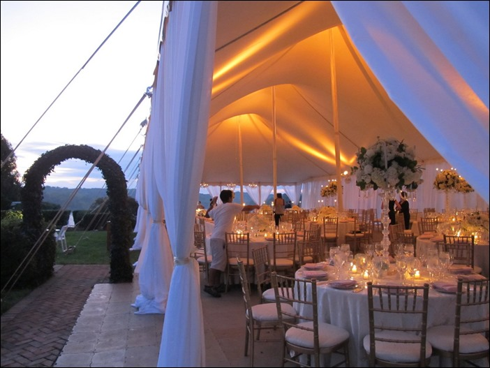 40x100 century tent skyline tent company