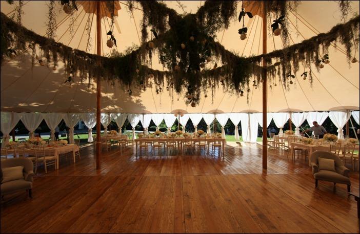 Skyline Tent Handmade Sperry Tent