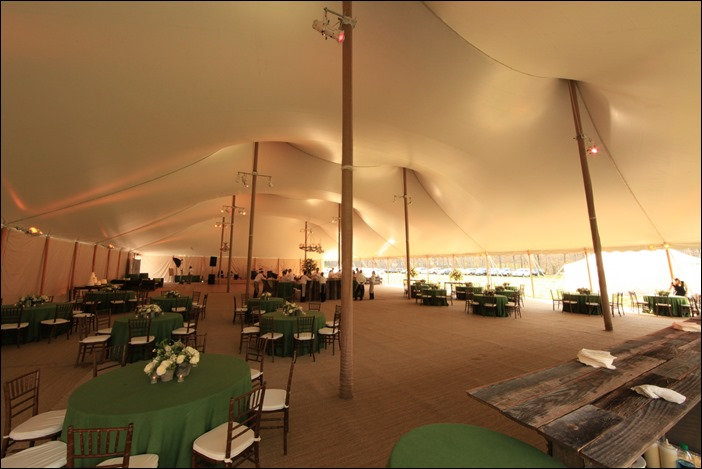 Skyline Tent Walland TN