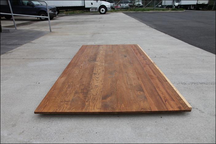 Custom Pine Skyline Tent Floor