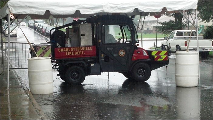 Firemans Golf Cart
