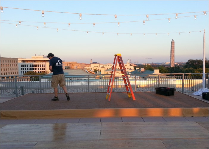 DC Rooftop tenting Skyline Tent Company