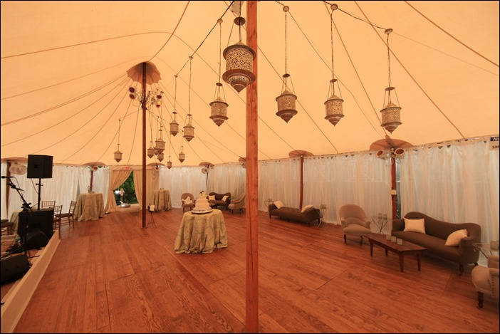 Skyline Tent Company and Easton Events