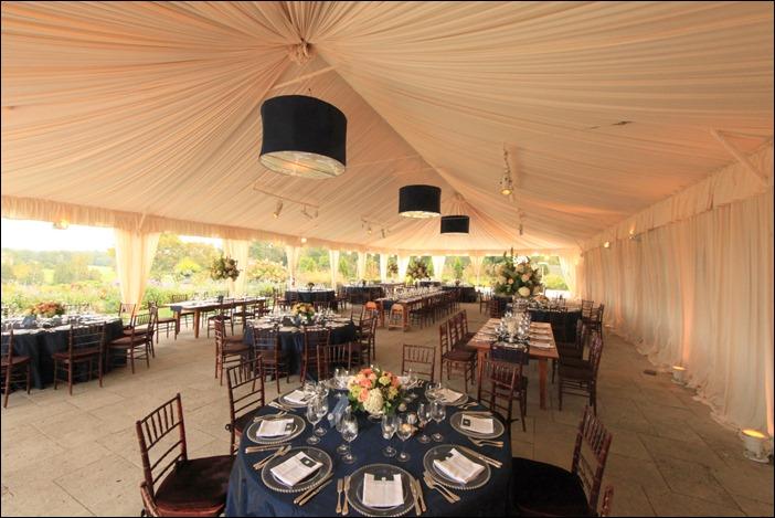 Skyline Tent Company Giant Drum Shades Keswick Hall