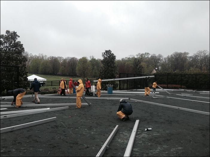 Skyline Tent Company Install Middleburg VA