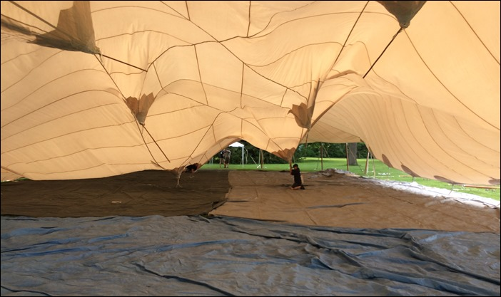 66x125 Sperry Tent Installed by Skyline Tent Company VA week of 5.24.14