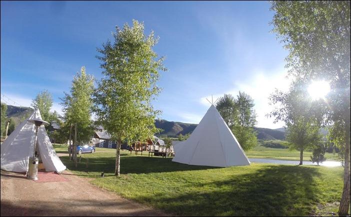 Skyline Tent Company Aspen