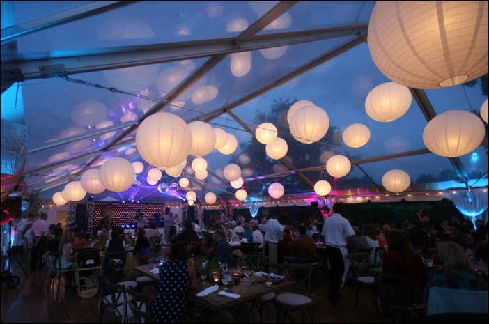 Skyline Tent Company Lighting