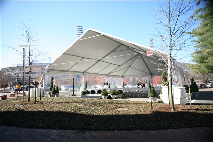 UVA Speech Bandshell