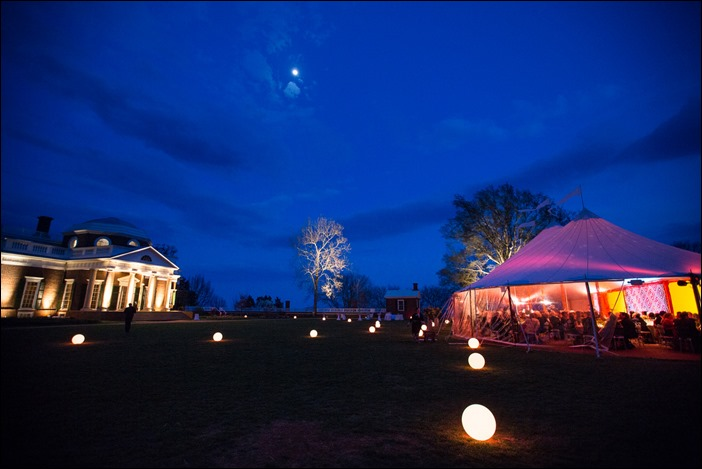 Monticello Sperry Tent