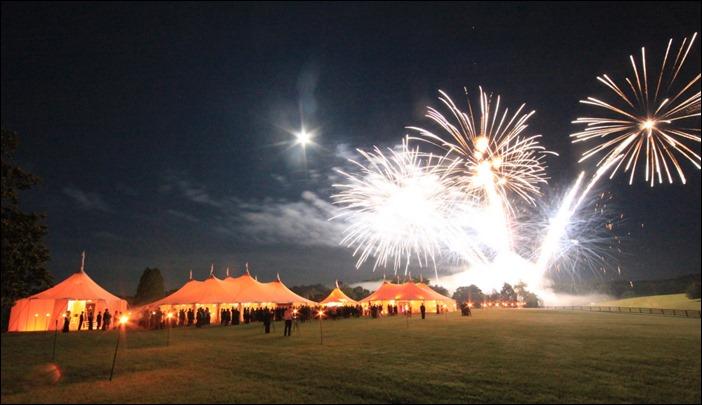 Skyline Tent Company Tented Wedding
