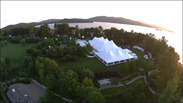 Alton NH Skyline Tent Company