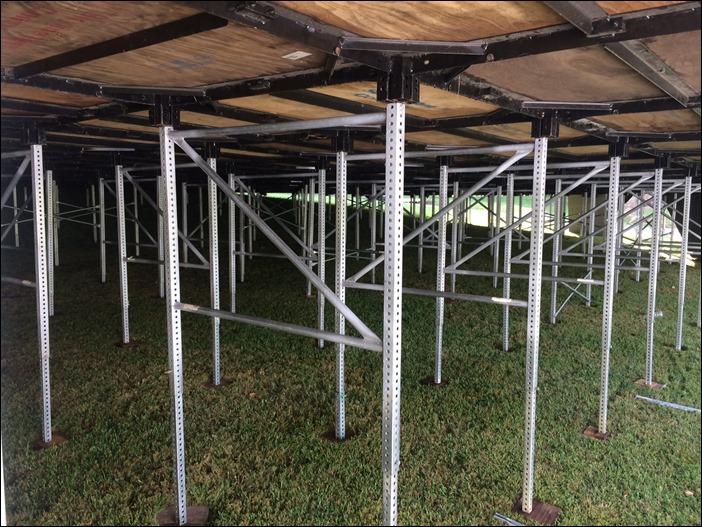 Skyline Tent Biljax Floor