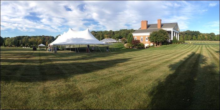 Skyline Tent Company 60x130 50x70 clear