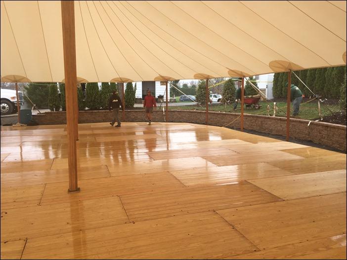 Skyline Tent Company 66x86 Sperry Tent