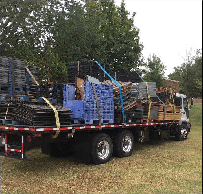 tent truck