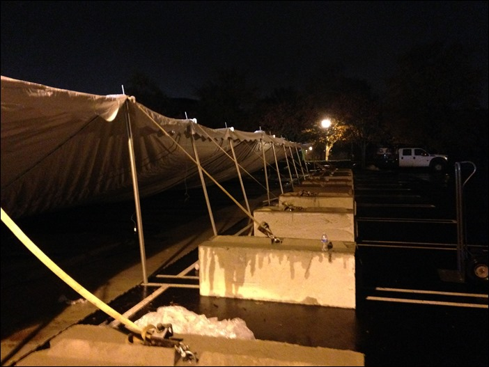 Skyline Tent Concrete Anchors