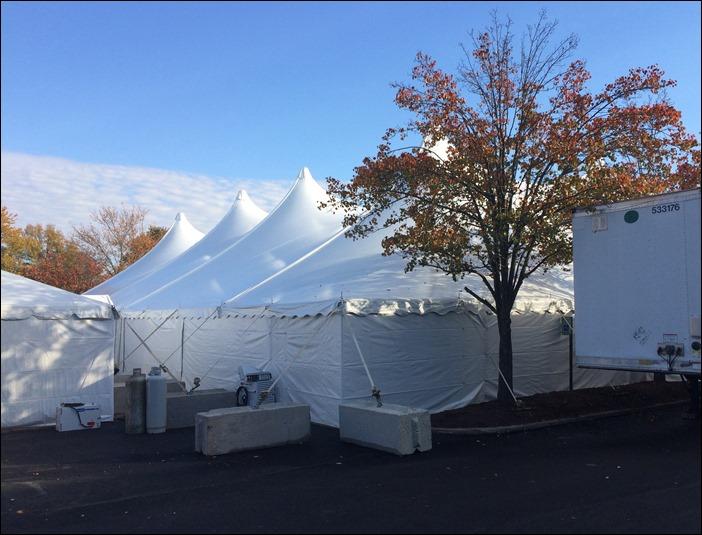 80x130 Century Tent