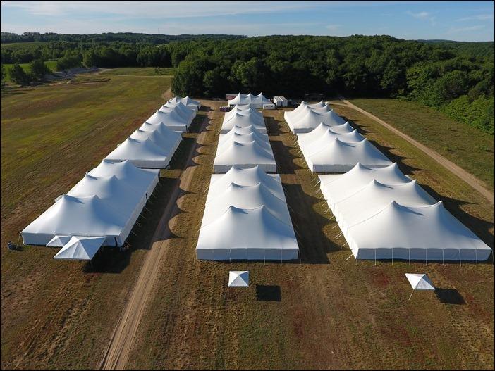Skyline Tent Century Tents