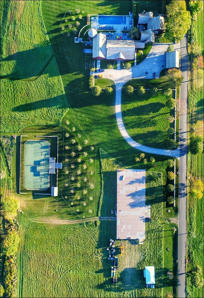 Skyline Tent Bridgewater CT