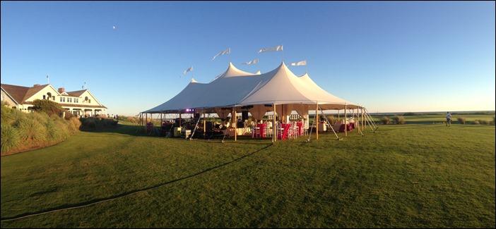 Sperry Tent on Kiowa