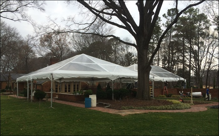 Skyline Tent Company Clear Top