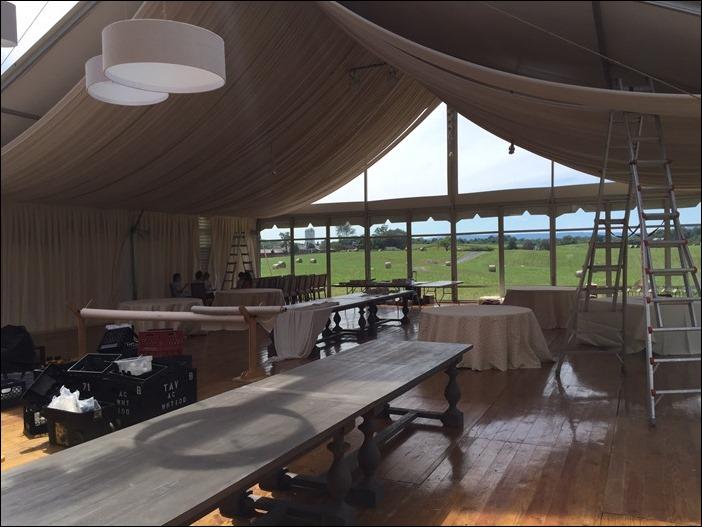 Skyline Tent Company Goodstone Inn